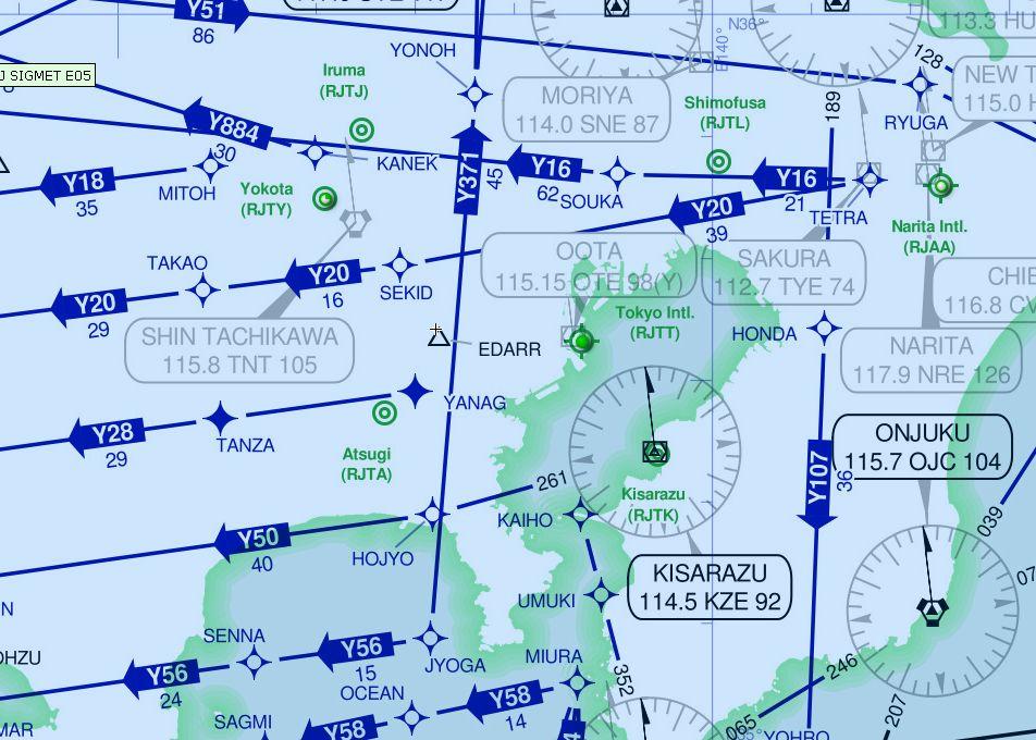 航空路管制